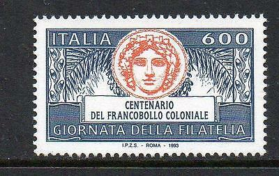 Italy Mnh 1993 Sg2229 Stamp Day - Centenary Of First Italian Colonies Stamps
