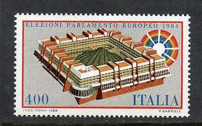 Italy Mnh 1984 Sg1832 Second European Parliament Direct Elections