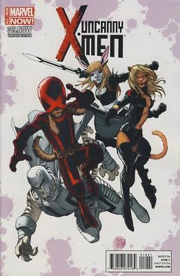 UNCANNY X-MEN #19.NOW CAMUNCOLI ANIMAL VARIANT (Marvel 2014 1st Print) COMIC
