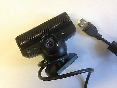 PLAYSTATION 3 * OFFICIAL PLAYSTATION EYE Camera * PS3 ( FOR MOVE ) * used