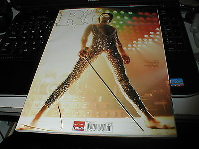 Queen Classic Rock Magazine Front Cover And 3 Pages Inside 2009