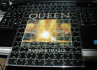 Queen Queen Rocks Diff  Jigsaw Puzzle Rare Limited Edition Mint