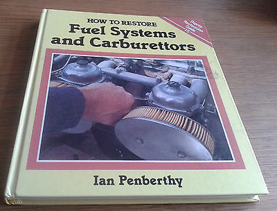 How to Restore Fuel systems and Carburettors Osprey Restoration Guide No 15