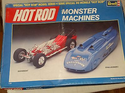 Revell Hot Rod Monster Machines #7501 New