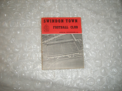 Swindon 25-1-63 Bert Head Sheffield Fulham West Ham Cardiff Blackburn Stoke
