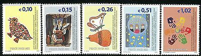 KOSOVO(003) 2002 - Peace - MNH Set