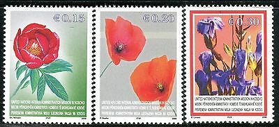 KOSOVO(010) 2005 - Flora in Kosova - Flowers - MNH Set