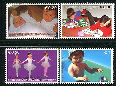 KOSOVO(018) 2006 - Children in Kosova - MNH Set