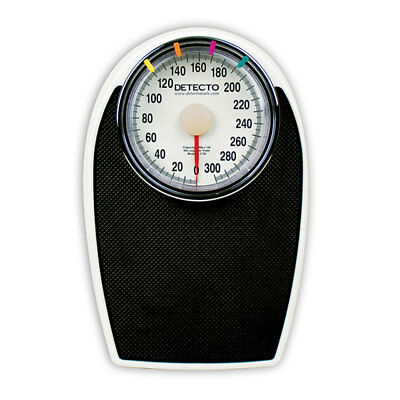 Detecto D1130 (D-1130) Personal Floor Mechanical Dial Scale