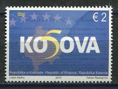KOSOVO(110) 2013 - 5 Anniversary of Independence - MNH Set