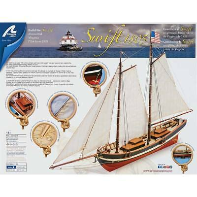 NEW Latina 1/50 Swift Easy Build 22110-N