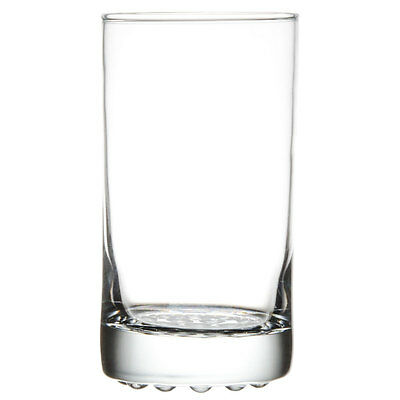 6 Libbey Nob Hill 8oz Hi Ball Glasses 23186 Restaurant Wholesale Bulk Lot