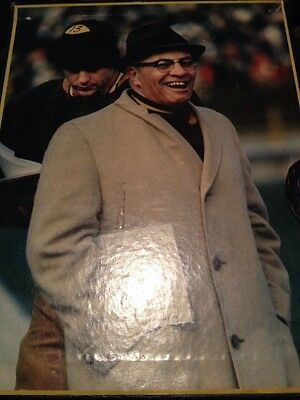 VINCE LOMBARDI On Football Vol. 1 2 I II Green Bay Packers 1973 Two Book Lot