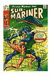 Sub-Mariner #10 strict VG 4.0   Appearance - Barracuda 50% Off Sale Now