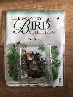 The Country Bird Collection 9. The Wren