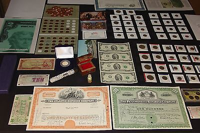 Huge Auction!! ~ Us Coin Collection Lot #134 ~ Gold ~ Silver ~ Estate ~ Bid Now!