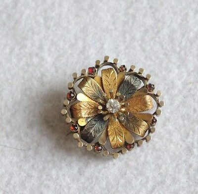 Victorian Brooch Pin Jewelry Antique (xx800)