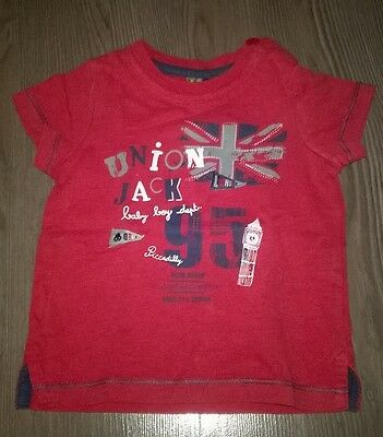 Tee shirt - 6 mois - Orchestra comme neuf