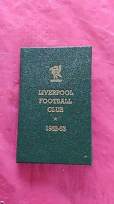 Liverpool 1962-63 Rugby Members Ticket and Fixture Card