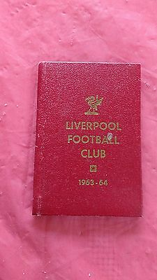 Liverpool 1963-64 Rugby Members Ticket and Fixture Card