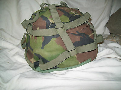 british army mk6 helmet and cover