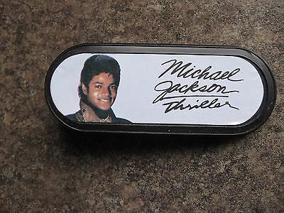 EXTREMELY RARE VINTAGE Michael Jackson THRILLER  PAPER CLIP 1982 CONDITION NEW