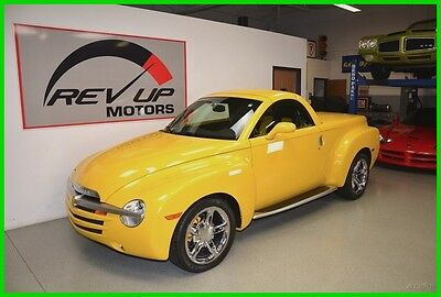 2004 Chevrolet SSR Super Sport Roadster SSR 2004 Chevrolet SSR SHOW Quality with ONLY 13k Miles Ask About FREE SHIPPING