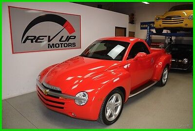 2004 Chevrolet SSR Super Sport Roadster SSR 2004 Chevrolet SSR 18k Mile Original Awesome Condition Ask About FREE Shipping
