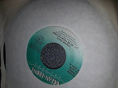 Tyrone Davis - Let me be your pacifier - Ocean-Front Records  - Soul 45