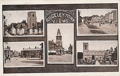Rugeley Town Multi View  1918