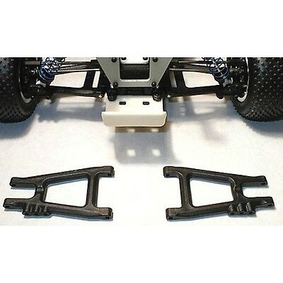 RPM 70302 Rear Arms Black: Associated RC10-GT RC10-T