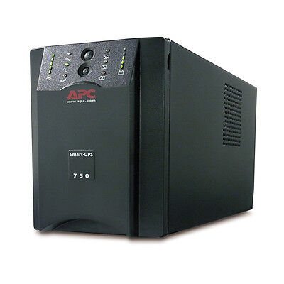 (WC) APC 750 XL UPS 24V Batt pure sinewave inverter / DIY power projects solar