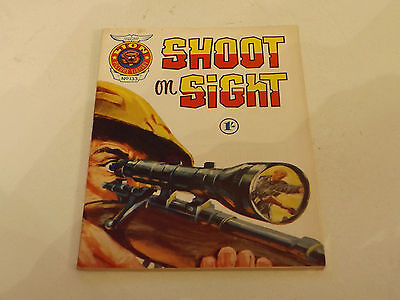 LION PICTURE LIBRARY,NO 133,1969 ISSUE,GOOD FOR AGE,47 yrs old,VERY RARE COMIC.