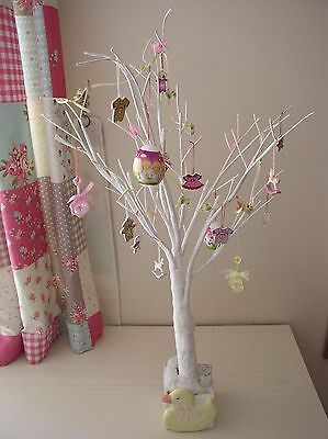 Girl Themed Baby Shower / Christening Wired Twig Tree In Pot  Celebration