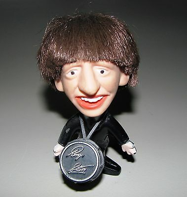 Vintage 1964 Remco Beatles Doll Ringo Starr With Drum