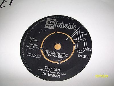 the supremes/baby love[1964]
