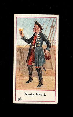 """Cope 1900 Superb Scarce Type Card """" # 46 Characters From Scott """""""