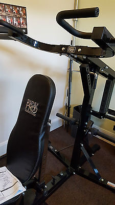 Marcy Pro Pm4400 Home Compact Multi Gym Machine Collection Only