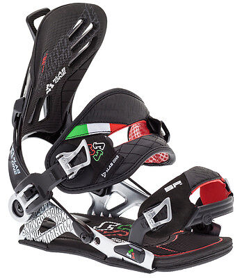 Snowboard Bindings SP Fastec sLab.One Silver S - New!!!