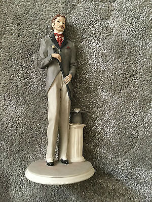 Old Fashioned Gentleman Figure Ornament