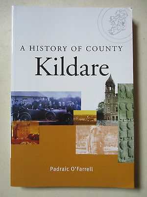 A HISTORY OF CO.KILDARE by PADRAIC O'FARRELL
