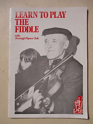Learn To Play The Fiddle With Armagh Pipers Club - Brian & Eithne Vallely