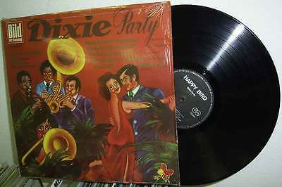 LP V/A DIXIE PARTY * HAPPY BIRD / BILD BAMS * BELLAPHON 70's DE * nm