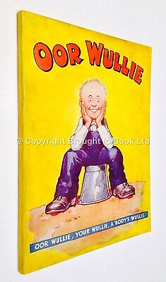Oor Wullie Annual 1941 - Book 1 DC Thomson Dudley D Watkins
