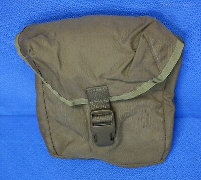 Para-X USMC IFAK Individual First Aid Kit Pouch Empty USGI Coyote Camo A Cond