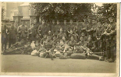 Kings Liverpool Territorials.   Palmer Of Herne Bay Photographer Rp