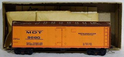 HO Athearn MDT Reefer Kit Road #9680