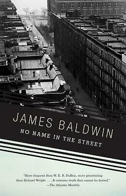 No Name in the Street by James A. Baldwin (English) Paperback Book Free Shipping