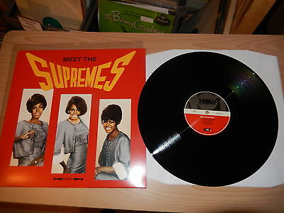 The Supremes - Meet The Supremes (NOT) 180g LP