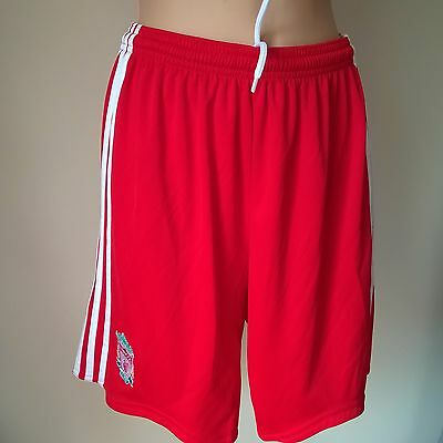 Liverpool 2008 Home Shorts Adidas Football Size Adult S
